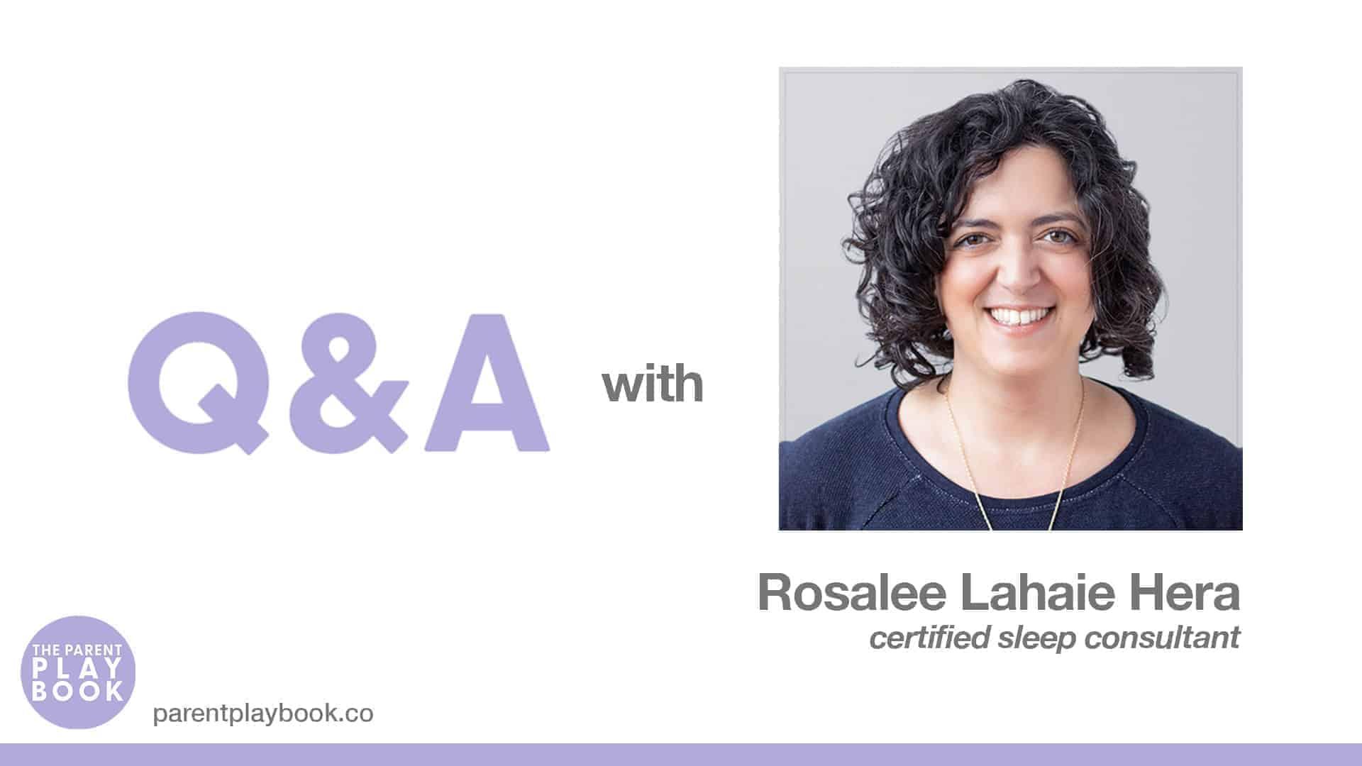 Rosalee Lahaie Hera - Live Q&A