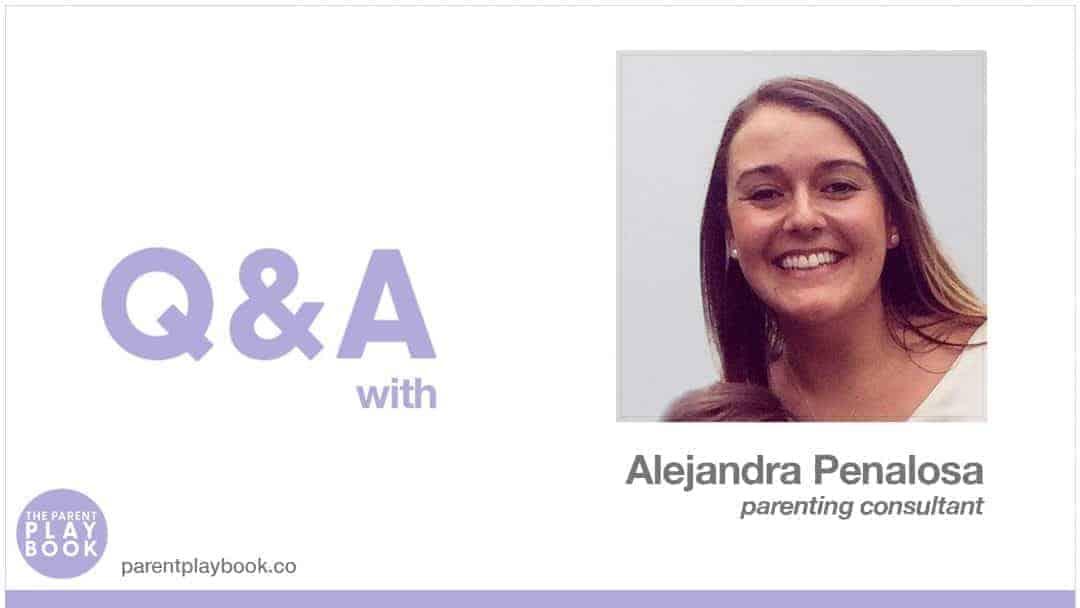 Q & A with Alejandra Penalosa, January 26 2021