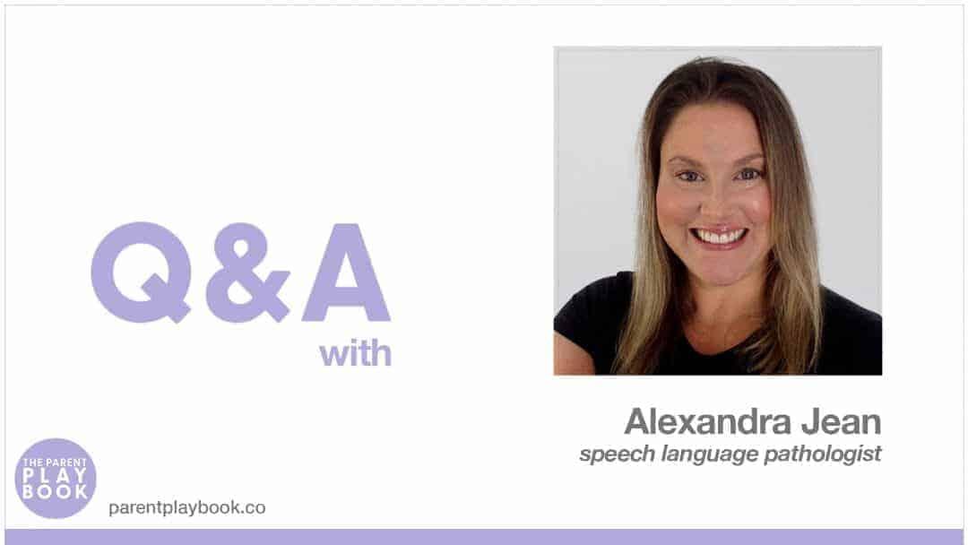 Q&A with Alexandra Jean, January 28 2021