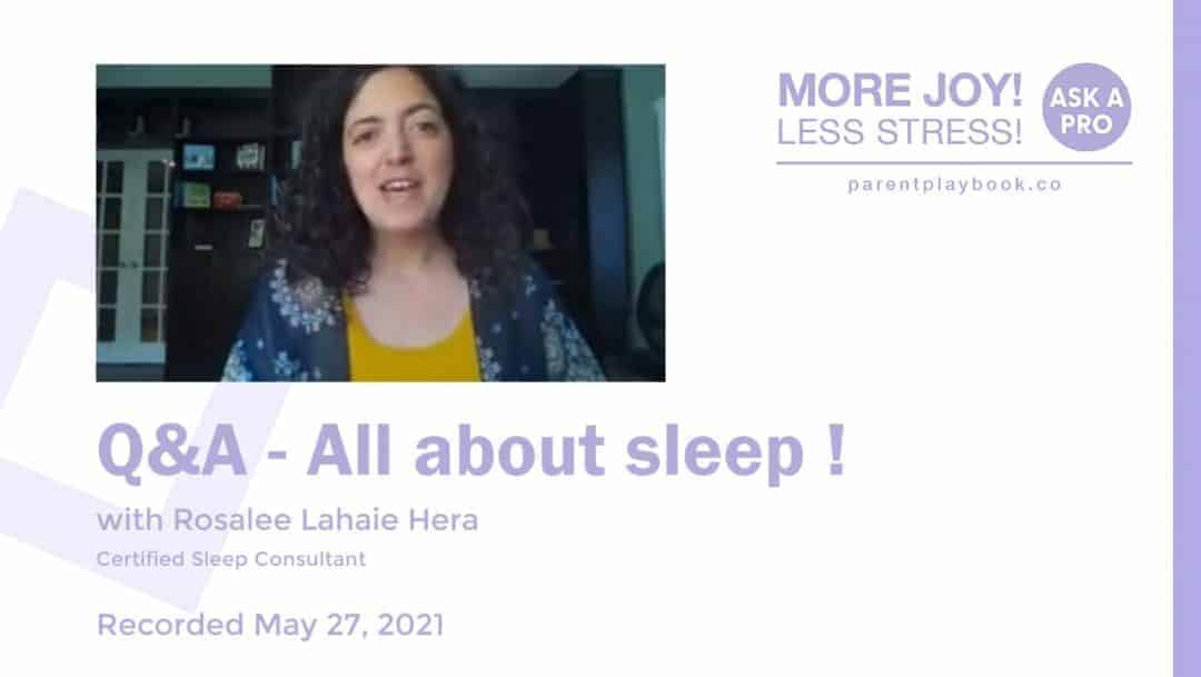 Q and A with Rosalee Lahaie Hera, May 27, 2021